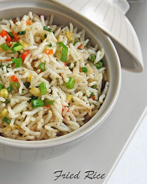 indian fried rice... | Favorite Recipes | Pinterest