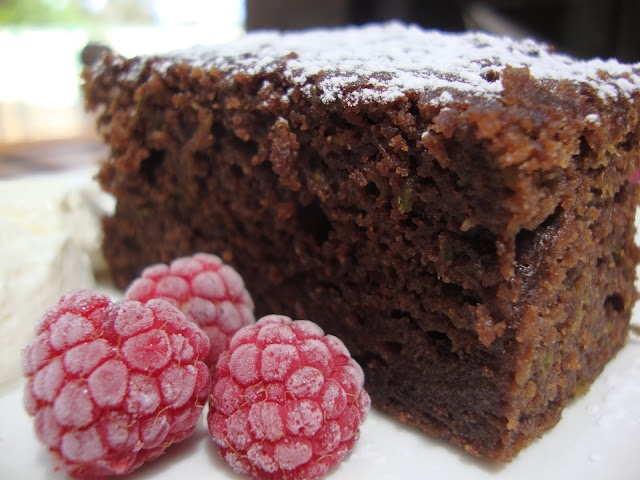 Chocolate Zucchini Brownies | Cakes/Cupcakes/Brownies/Pies/Candy/Etc ...