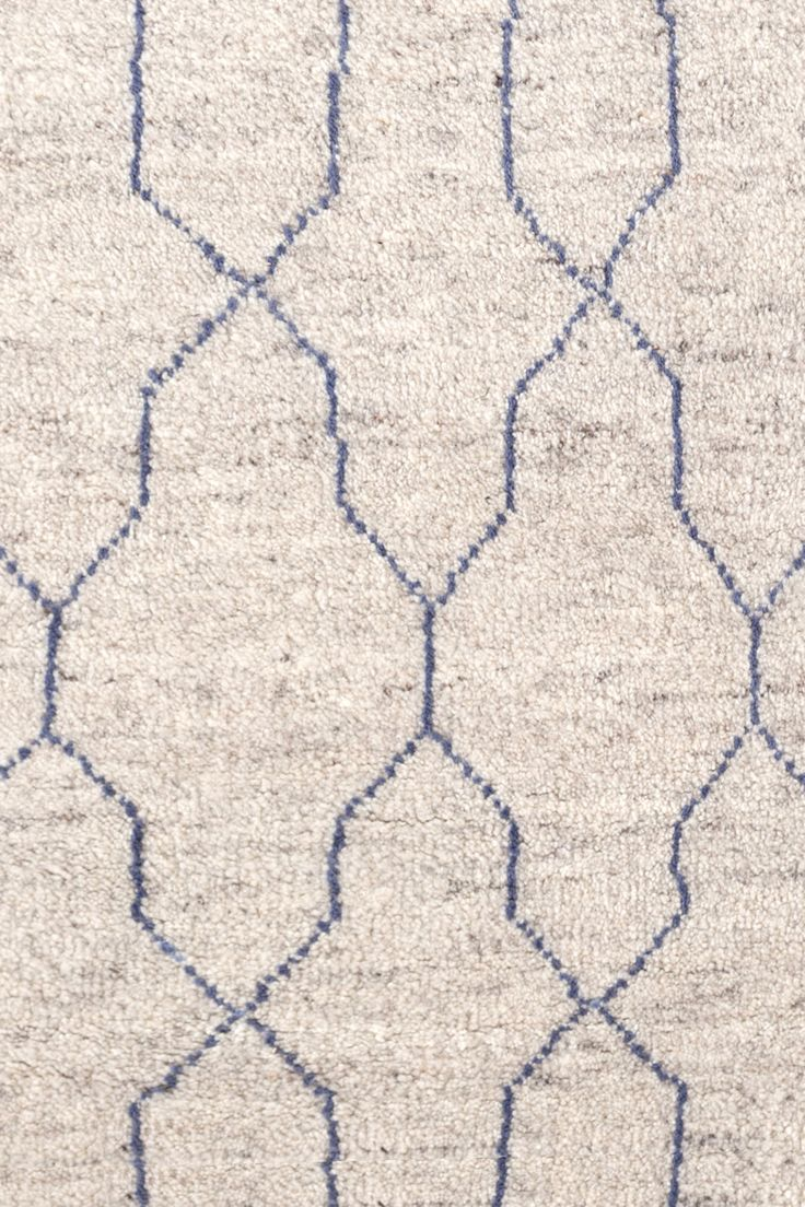 If you've been looking for a lush, plush, treat for the feet, try our new Moroccan-inspired woven wool area rugs! Soft and dense with a subtle geometric pattern, these rugs are made for maximum comfort.