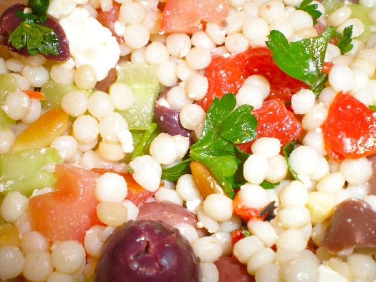 have these great Fresh Salads tomorrow LEMON ORZO PASTA SALAD Orzo ...
