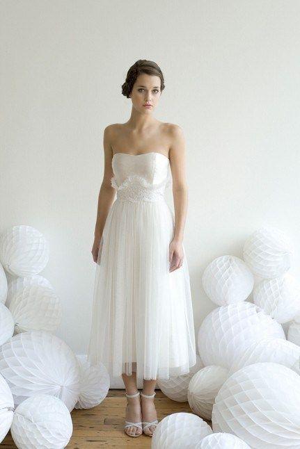 robe_de_mariee_elegante_pas_chere  { Robes de Mariée / Bride Dresses ...
