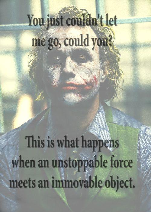 Joker Love Quotes : Love The Joker The Joker Pinterest