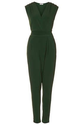 Crepe Jumpsuit by Wal G - Playsuits & Jumpsuits - Clothing