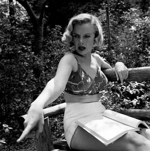 Marilyn. Oh Marilyn.