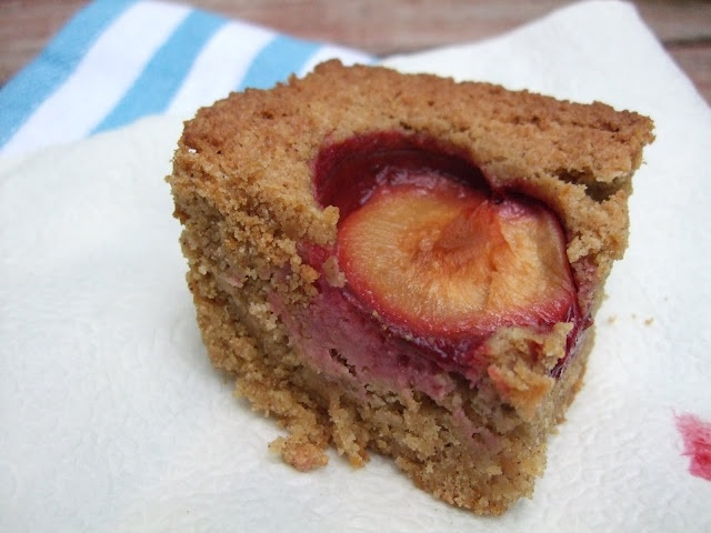 Gluten Free Dimply Plum Cake | recipes sweets-cake | Pinterest