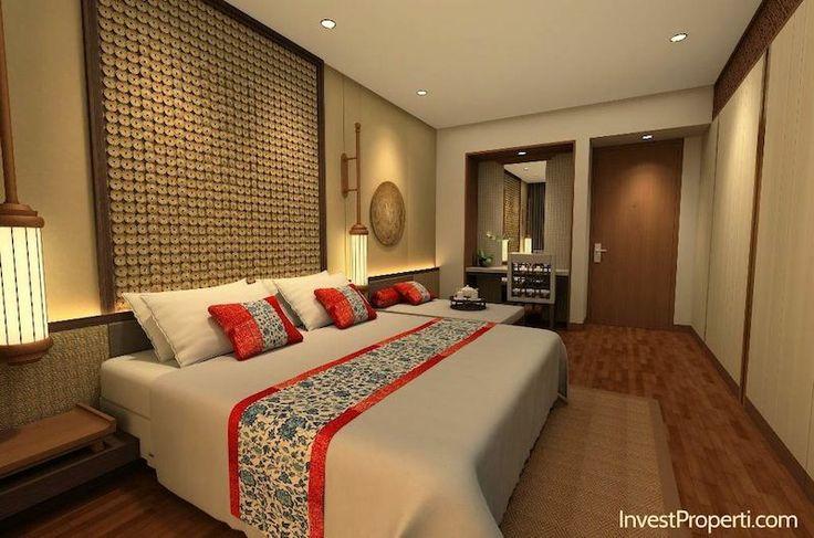 lastest modern hotel room interior design