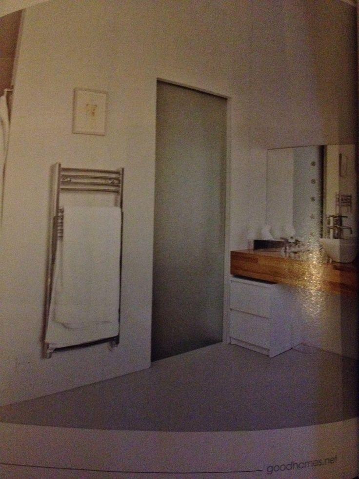 Sliding Bathroom Doors