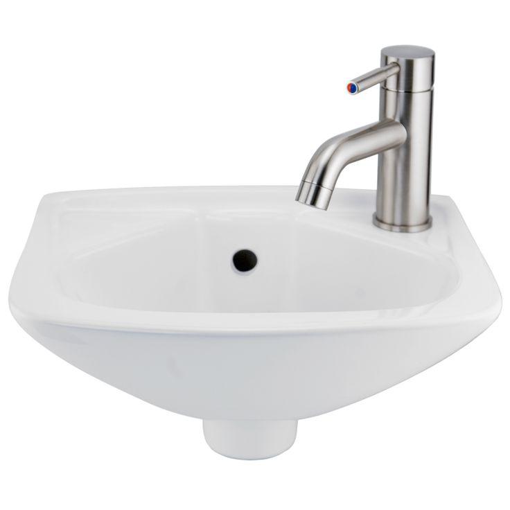 Gerber Wall Hung Sink : Avona Wall Mount Sink Toy Pinterest