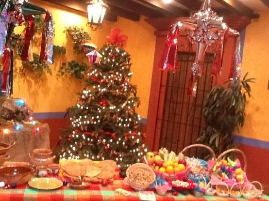 Mexican posada whimsical event ideas pinterest - Decoraciones de navidad ...