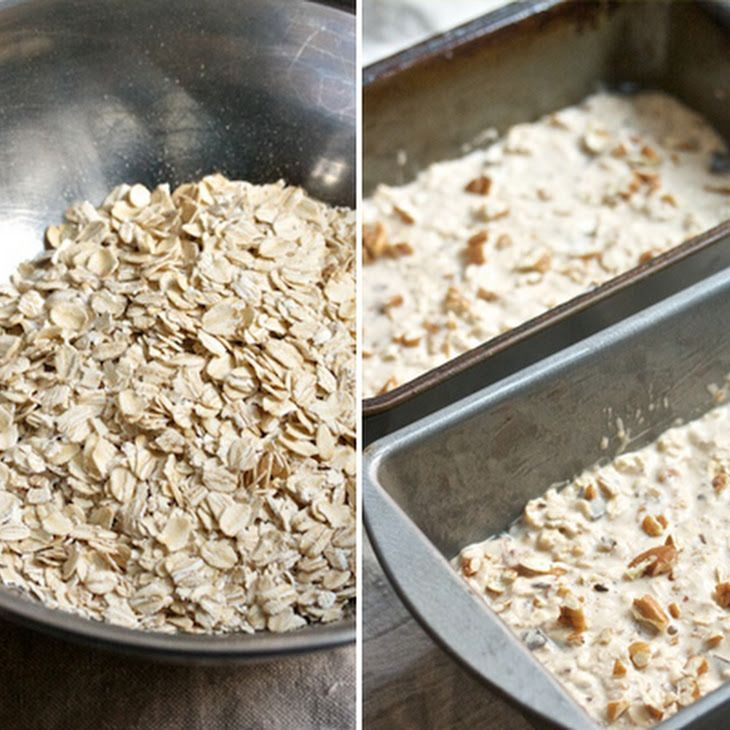 Oatmeal Chocolate Chip Breakfast Bars Recipe