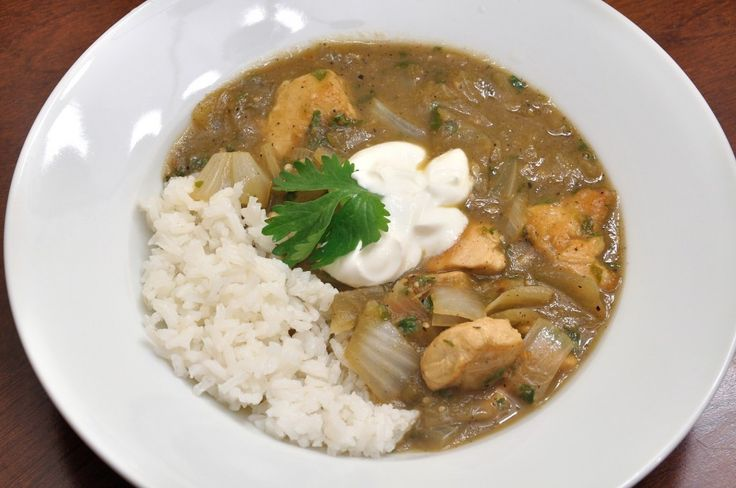 tomatillo chicken stew | life with the lushers // blog recipes | Pint ...