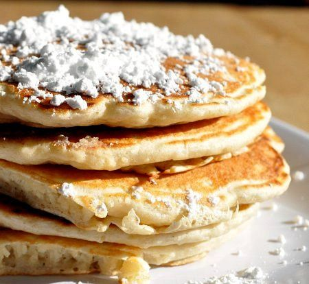 Homemade Cinnamon Swirl Pancakes | Break the Fast | Pinterest