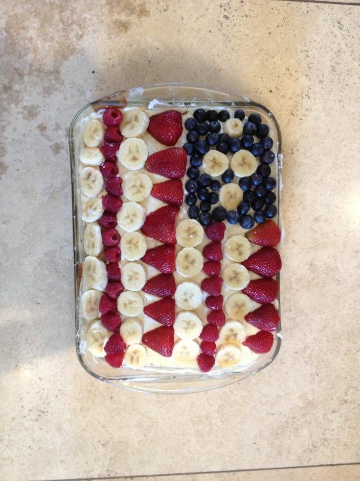 memorial day fruit recipes