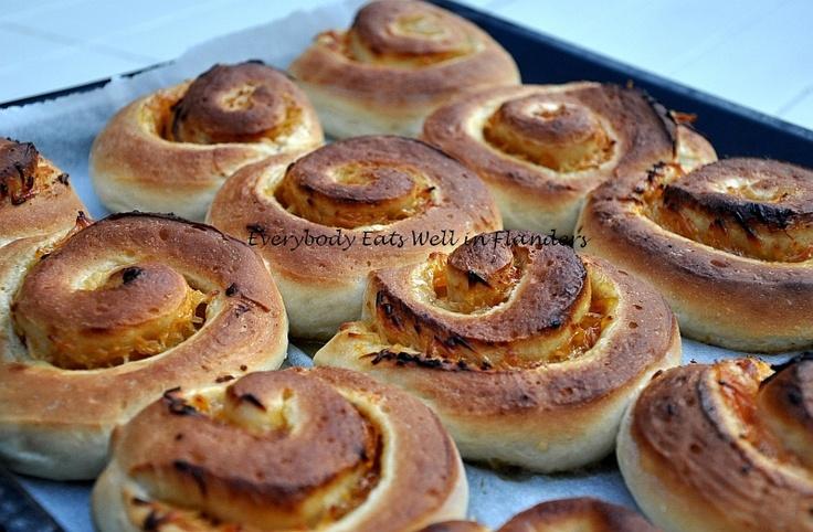 Orange Marmalade Rolls | recipes to try | Pinterest