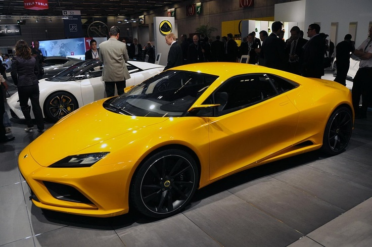 lotus elan concept 2010 paris motor show cars that begin with e pinterest. Black Bedroom Furniture Sets. Home Design Ideas