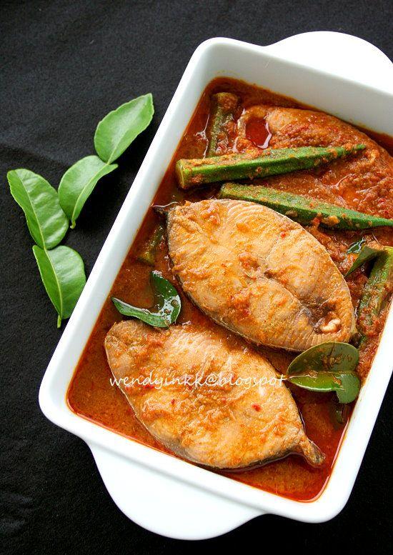 ... or more: Ikan Gerang Asam, Nyonya Tamarind Fish - MFF Melaka #1
