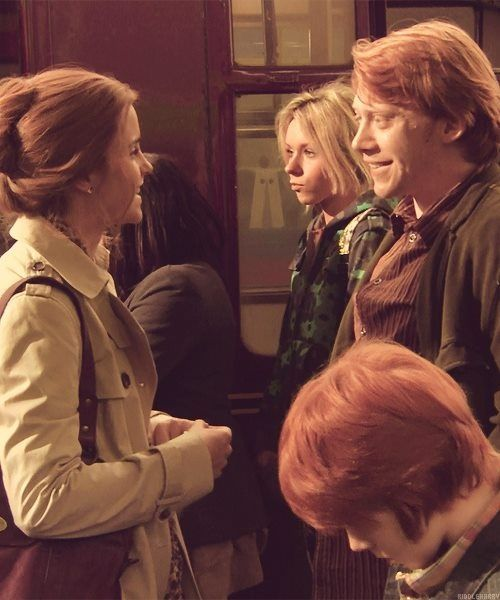Ron and hermione weasley 39 s wizarding wheezes pinterest - Hermione granger and ron weasley kids ...