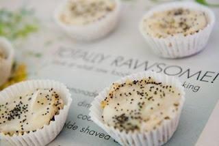 Raw Food Cupcakes: Cool and Refreshing | Recipe