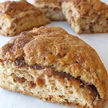 Cinnamon Scones...yum | food stuff | Pinterest