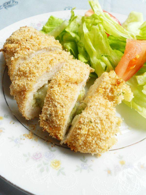 ... Couture: Chicken Rollatini Stuffed with Zucchini and Mozzarella