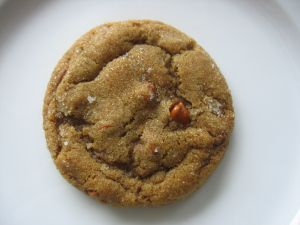 chewy ginger and cinnamon chip cookie | Who Stole the Cookie from the ...