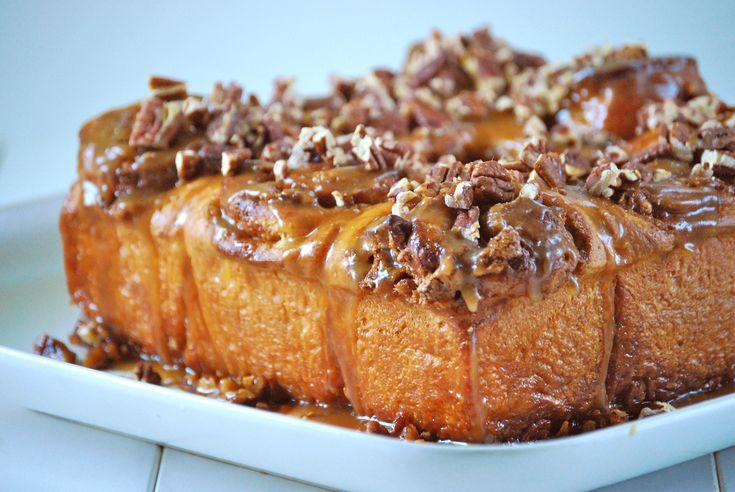Perfect Caramel Sticky Buns | Recipes-Breakfast | Pinterest