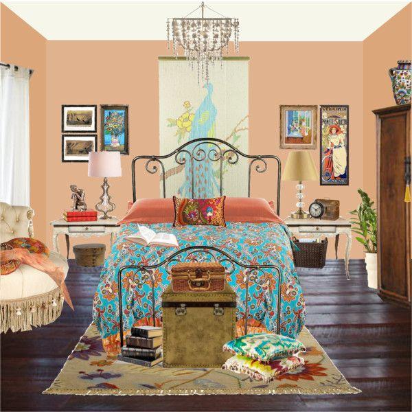 Boho bedroom home decor pinterest for Bedroom ideas boho