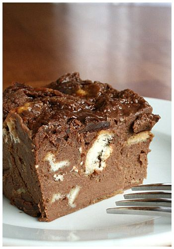 Chocolate bread pudding | Cookies, Bars & More! | Pinterest