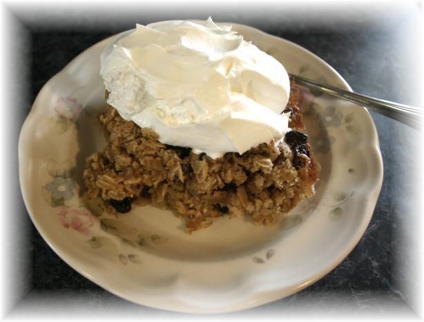 Baked oatmeal. Yummy!   Yum!   Pinterest