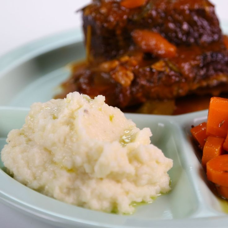 the chew | Recipe | Mario Batali's Celery Root Mash