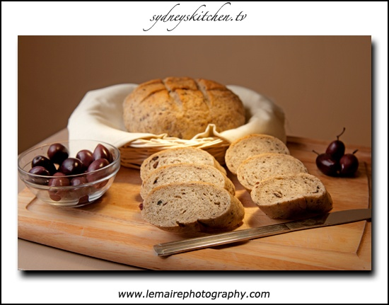 Kalamata olive bread - LOVE Love love Kalamata bread! So long Trader ...