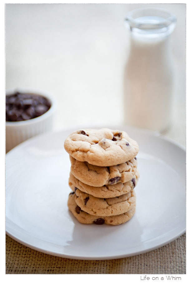 Chocolate chip cookies   C is for Cookie   Pinterest