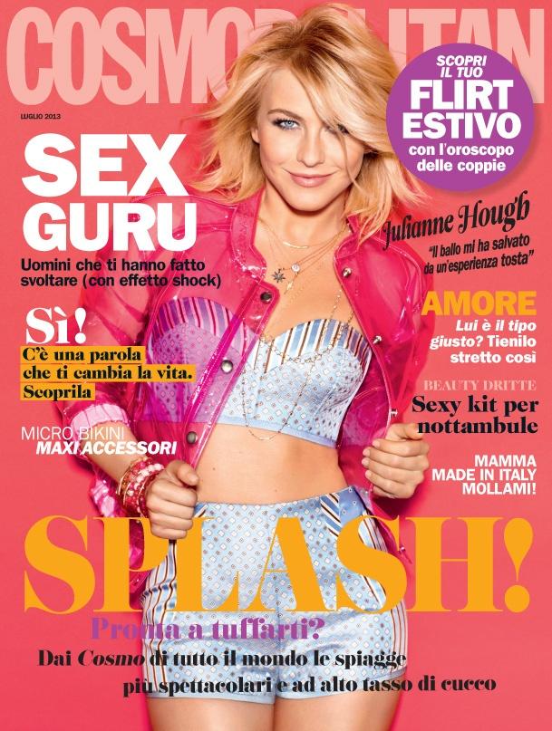 Cosmopolitan di dicembre è su smartphone e tablet