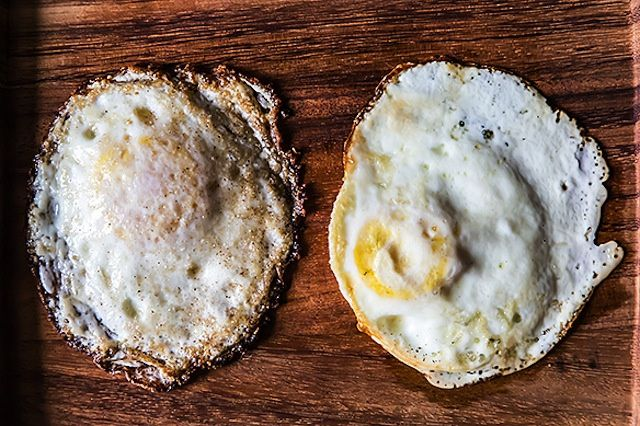 Ways to Cook the Perfect Fried Egg Eggs Your Way: Per Large egg ...