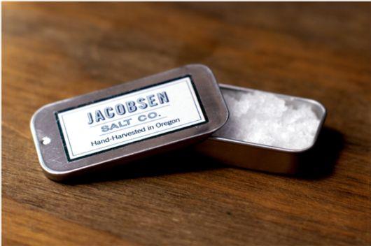 Jacobsen Salt Co. Oregon Finishing Salt