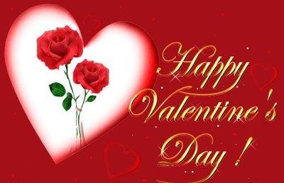 valentines day poems work