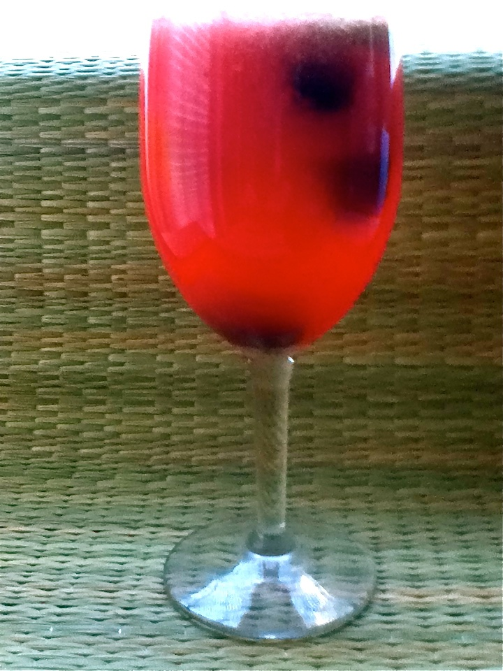 ... Gourmet: Refreshing, Tart, and Sweet: Sparkling Watermelon Sangria
