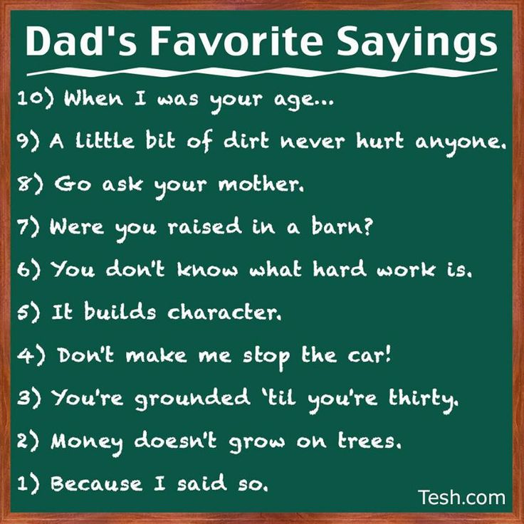 funny father's day questionnaire