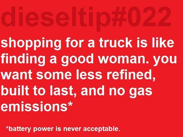 Dodge Cummins Sayings 22 diesel tips funny diesel