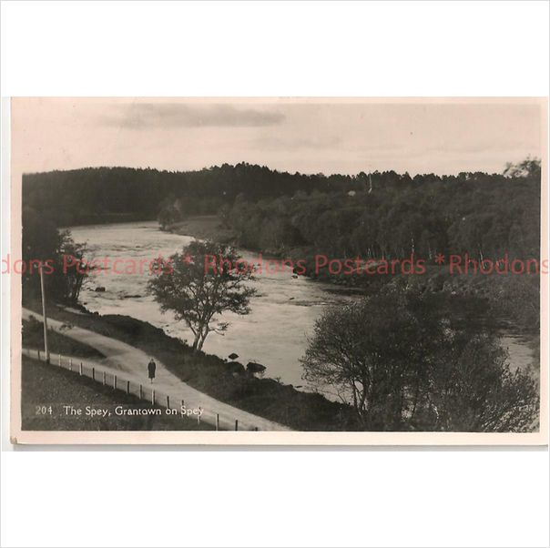 Grantown On Spey United Kingdom  city photos gallery : ... The Spey, Grantown on Spey Circa 1950's RP on eBid United Kingdom