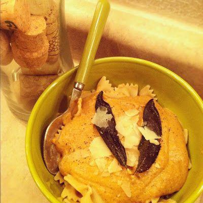 Sage & Butternut Squash pasta sauce | Eat | Pinterest