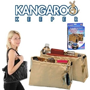 Resim : Çanta Düzenliyici 2'li Set Kangaroo Keeper
