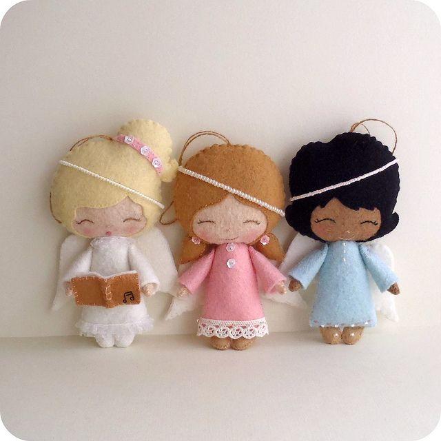 ангелы Gingermelon через Flickr