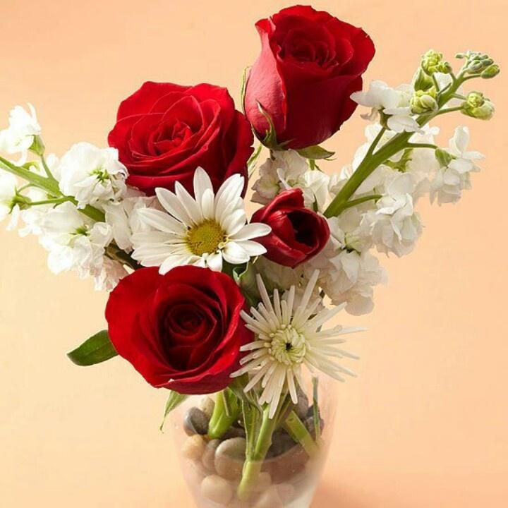 Easy Flower Arrangements Pleasing With Simple Flower Arrangement Picture