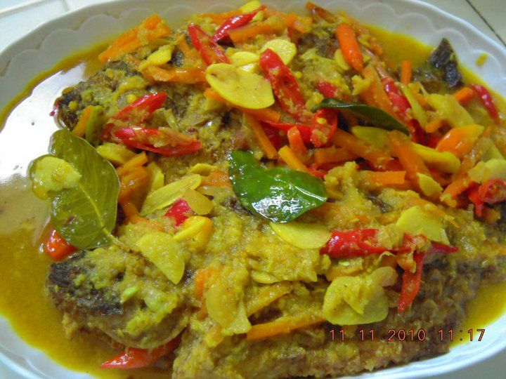 Resep Masakan Indonesia Ikan Pesmol