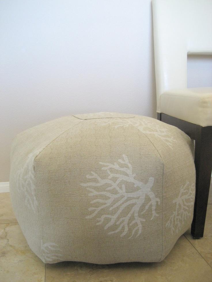 Natural Floor Pillows : 24