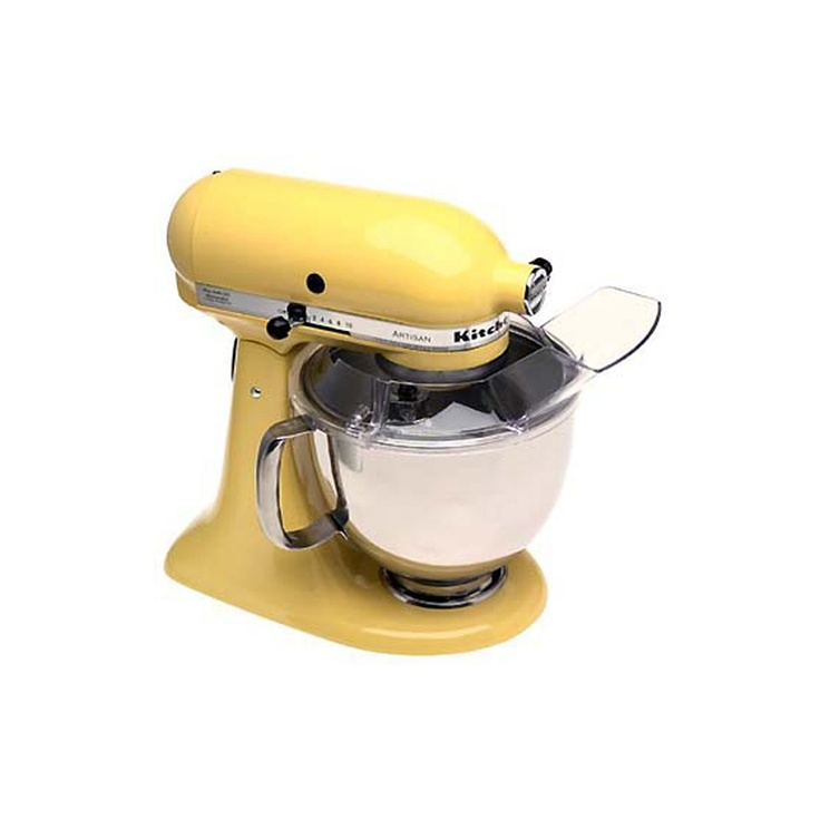 kitchenaid yellow mixer cool stuff to buy if i had money to blow