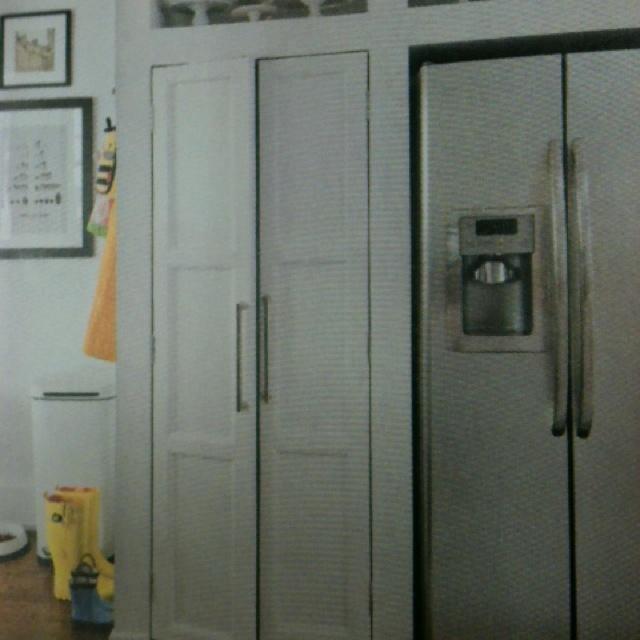 Double Pantry Doors Cape Cod House Pinterest