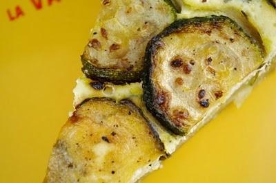 Zucchini Ricotta Feta Tart | Mums | Pinterest