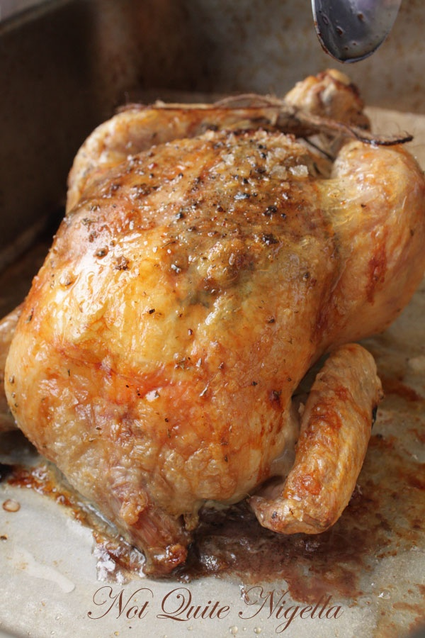perfect roast chicken | Favorite Chicken Recipes | Pinterest